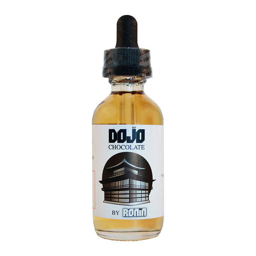 Dojo Chocolate by Ronin Vape Co eJuice- VapeRanger Wholesale eLiquid/eJuice