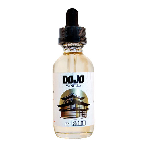 Dojo Vanilla by Ronin Vape Co eJuice- VapeRanger Wholesale eLiquid/eJuice