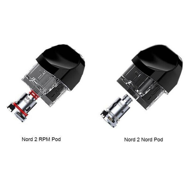 SMOK Nord 2 Empty Pods (3-Pack)