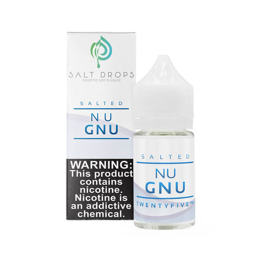 Salted Nu Gnu by Salt Drops E-Liquid- VapeRanger Wholesale eLiquid/eJuice