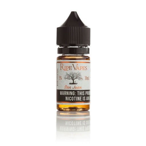 San Juan Nicotine Salt by Ripe Vapes Handcrafted Saltz Joose- VapeRanger Wholesale eLiquid/eJuice