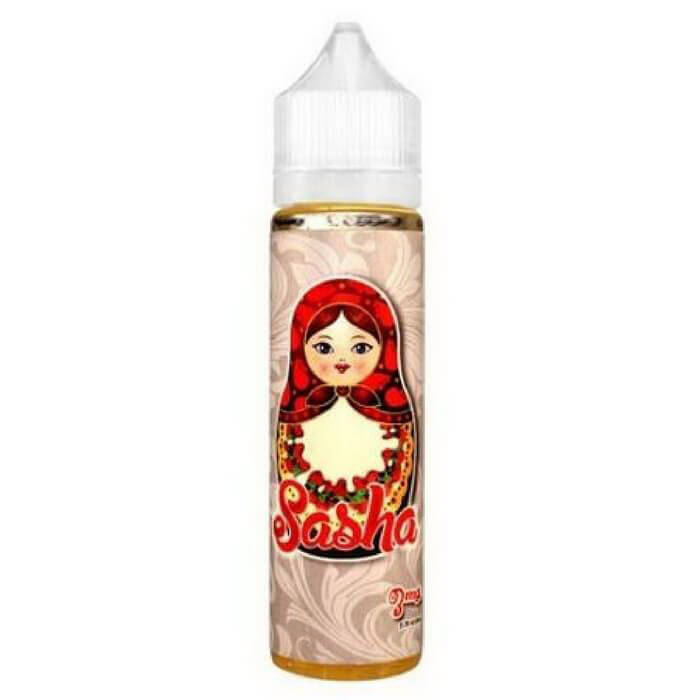 Sasha by Juice Guys E-Liquid #1