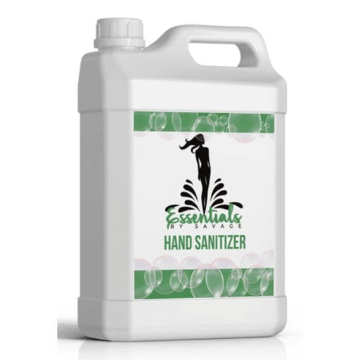 Savage Essentials Gallon of Liquid Hand Sanitizer- VapeRanger Wholesale eLiquid/eJuice