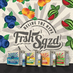 Freshly Squeezed (FRSH SQZD) eJuice Sample Pack eLiquid by FRSH SQZD - eJuice Wholesale on VapeRanger.com