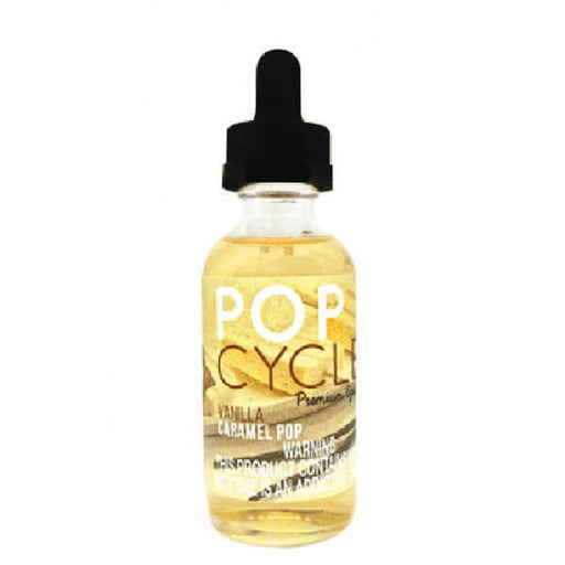 Vanilla Caramel by Pop Cycle E-Juice- VapeRanger Wholesale eLiquid/eJuice