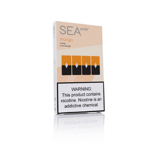 Sea100 Pods Mango- VapeRanger Wholesale eLiquid/eJuice