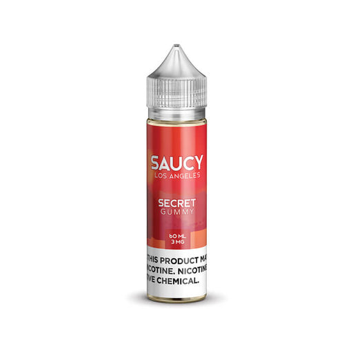 Secret Gummy by Saucy E-Liquid- VapeRanger Wholesale eLiquid/eJuice