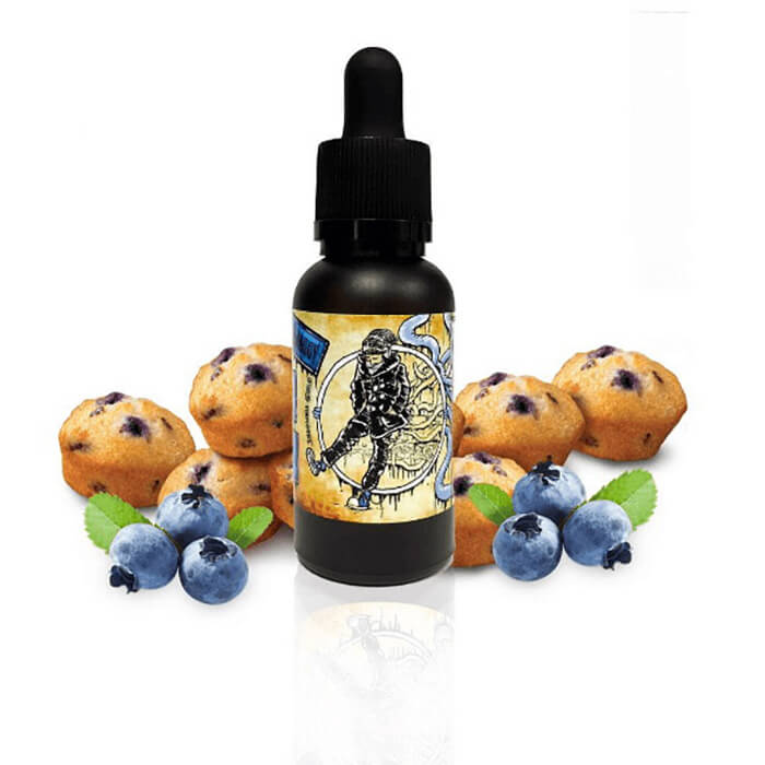 Shaggy by Insomnia Child eJuice #1