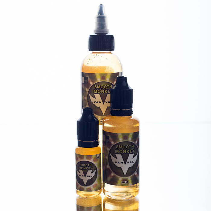Smooth-Monkey by VanVal Vapor eJuice