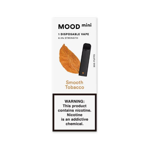 Mood Smooth Tobacco Disposable Device- VapeRanger Wholesale eLiquid/eJuice