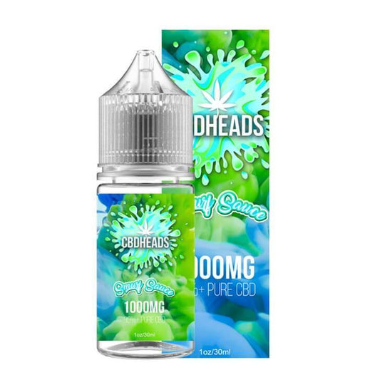Lifted Liquids CBD Smurf Sauce CBD Vape Juice- VapeRanger Wholesale eLiquid/eJuice