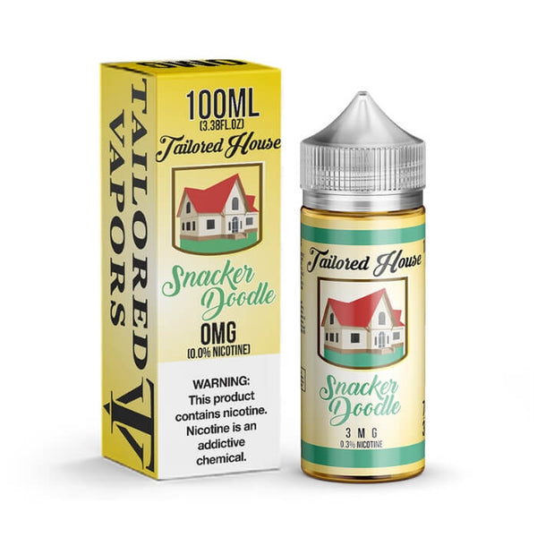 Snacker Doodle by Tailored House eJuice #1