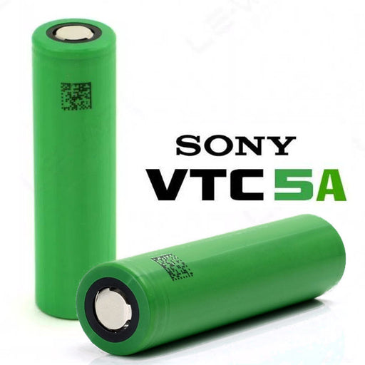 Sony VTC5A 18650 2600mAh Batteries- VapeRanger Wholesale eLiquid/eJuice