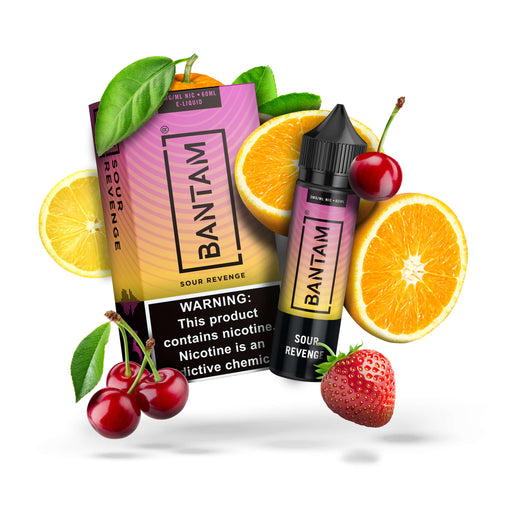 Sour Revenge by Bantam E-Liquid- VapeRanger Wholesale eLiquid/eJuice