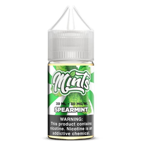 Spearmint Nicotine Salts by Mints E-Liquid- VapeRanger Wholesale eLiquid/eJuice