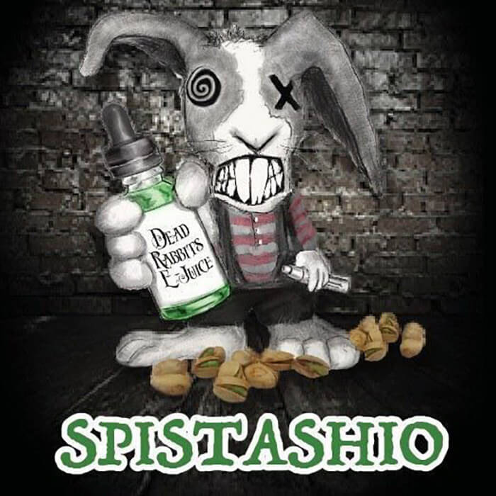 Spitstashio by Dead Rabbits E-Juice #1
