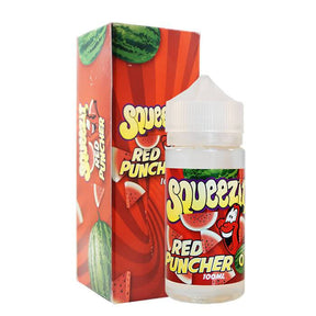 Red Puncher by Squeezit eLiquids eLiquid by Squeezit - eJuice Wholesale on VapeRanger.com