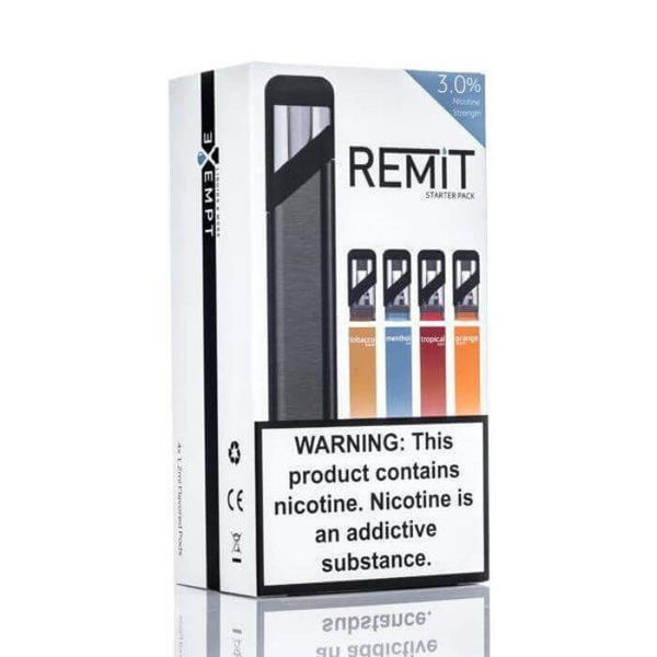 Starter Kit by Remit Pod System