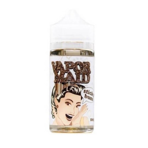 Sticky Buns by Vapor Maid eJuice [100ml] - Unavailable- VapeRanger Wholesale eLiquid/eJuice