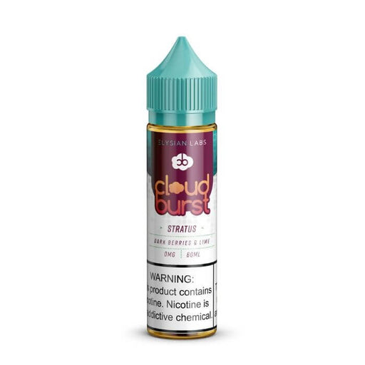 Stratus Cloudburst by Elysian Labs E-Liquid- VapeRanger Wholesale eLiquid/eJuice