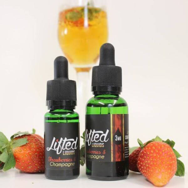 Strawberries & Champagne by Lifted Liquids eJuice