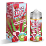 Strawberry Kiwi Pomegranate Ice by Frozen Fruit Monster E-Liquid- VapeRanger Wholesale eLiquid/eJuice