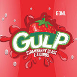 Strawberry Blast by Gulp E-Liquids #1
