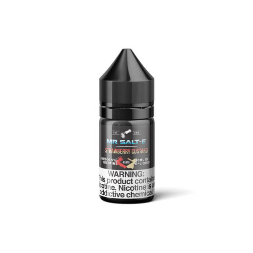 Strawberry Custard by Mr. Salt-E E-Liquid- VapeRanger Wholesale eLiquid/eJuice