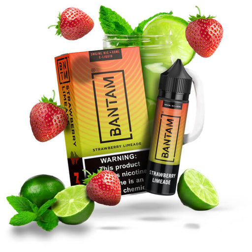 Strawberry Limeade by Bantam E-Liquid- VapeRanger Wholesale eLiquid/eJuice
