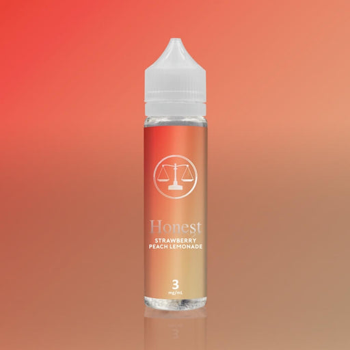 Strawberry Peach Lemonade by Honest E-Liquids (Buckshot Vapors)- VapeRanger Wholesale eLiquid/eJuice