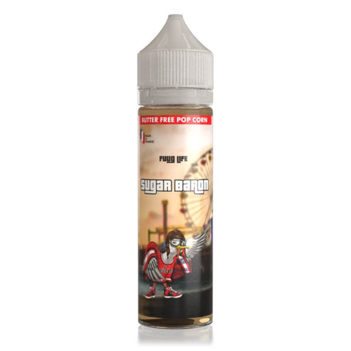 Sugar Baron by Fuug Life E-Liquid- VapeRanger Wholesale eLiquid/eJuice