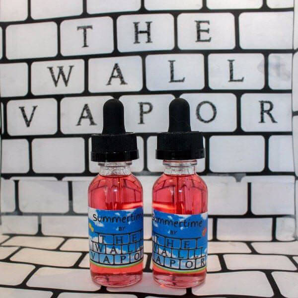 SummerTime by The Wall Vapor eJuice