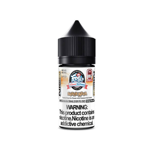 Supernova by Dr. Fog's Famous Ice Cream Nicotine Salt eJuice- VapeRanger Wholesale eLiquid/eJuice
