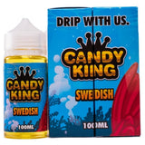 Swedish by Candy King eJuice- VapeRanger Wholesale eLiquid/eJuice