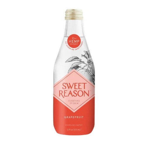 Sweet Reason Beverage CBD Grapefruit Water- VapeRanger Wholesale eLiquid/eJuice