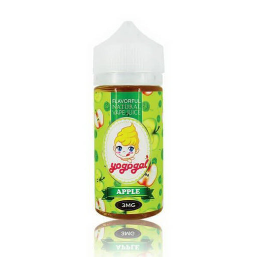 Sweet & Sour Green Apple by YoGoGal eJuice- VapeRanger Wholesale eLiquid/eJuice