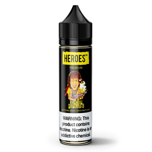 Sylvester Vapellone by Heroes Premium E-Liquid- VapeRanger Wholesale eLiquid/eJuice