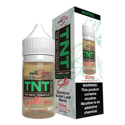 TNT Menthol Salts by Innevape E-Liquids- VapeRanger Wholesale eLiquid/eJuice