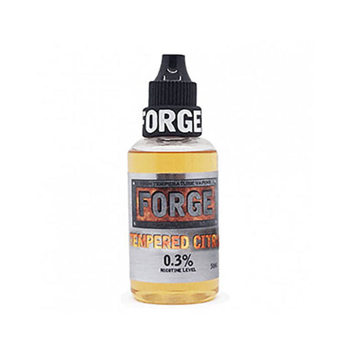 Tempered Citrus by Forge Vapor eJuice- VapeRanger Wholesale eLiquid/eJuice
