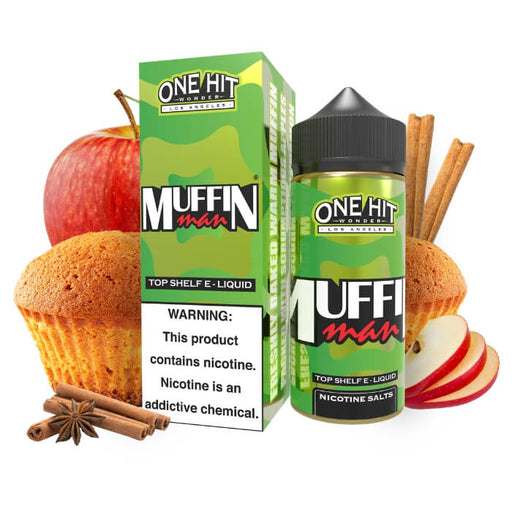 The Muffin Man by One Hit Wonder E-Liquid- VapeRanger Wholesale eLiquid/eJuice