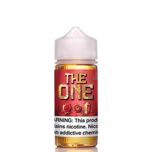The One Apple Cinnamon Donut Milk E-Liquid by Beard Vape Co.- VapeRanger Wholesale eLiquid/eJuice