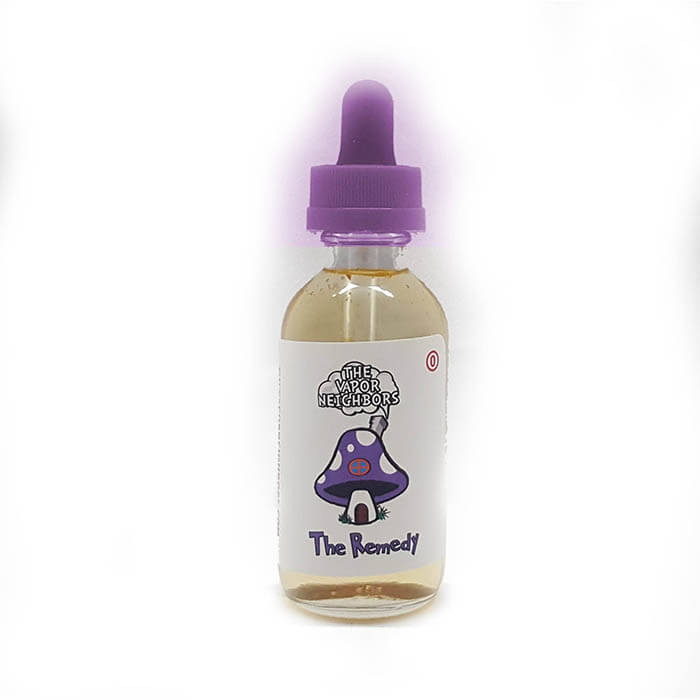 The Remedy by The Vapor Neighbors eJuice