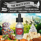 The White Dove by Dragon Kosher Liquids eLiquid by Dragon Liquids - eJuice Wholesale on VapeRanger.com
