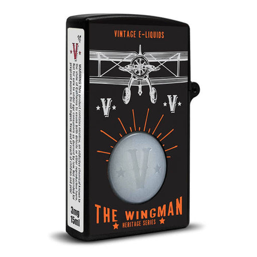 The Wingman by Vintage E-Liquids - Unavailable- VapeRanger Wholesale eLiquid/eJuice