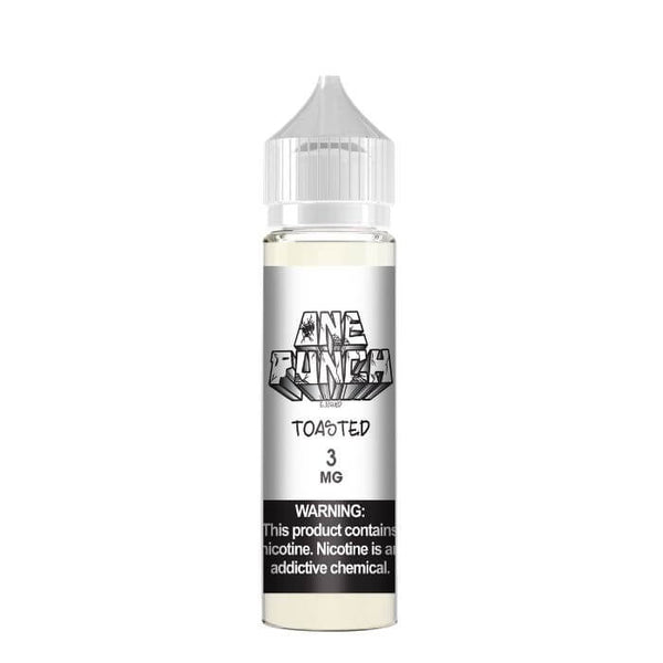 Toasted by One Punch E-Liquid