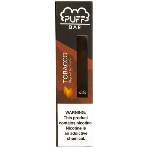 Puff Bar Tobacco Disposable Pod- VapeRanger Wholesale eLiquid/eJuice