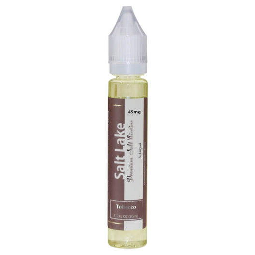 Tobacco by Salt Lake E-Liquid- VapeRanger Wholesale eLiquid/eJuice