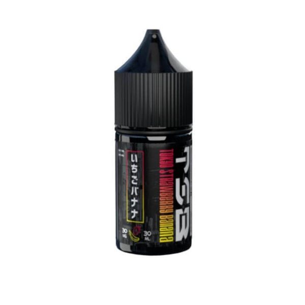 Tokyo Strawberry Banana by Saucy Nicotine Salt E-Liquid