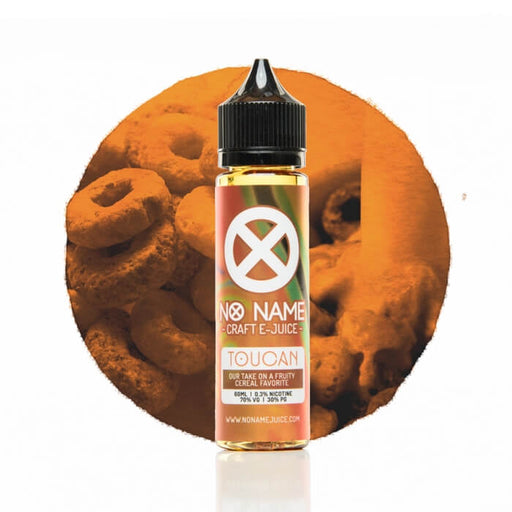 Toucan by No Name Craft E-Juice - Unavailable- VapeRanger Wholesale eLiquid/eJuice