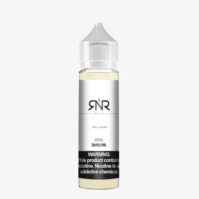 Trop Punch by RnR White E-Liquid #1
